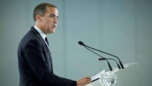 Mark Carney kicks off his speaking role as the new BoE Governor